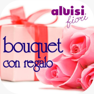 Bouquet con Regalo