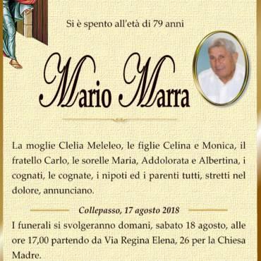 Mario Marra – Collepasso