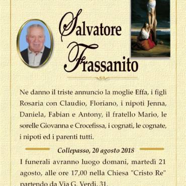 Salvatore Frassanito – Collepasso