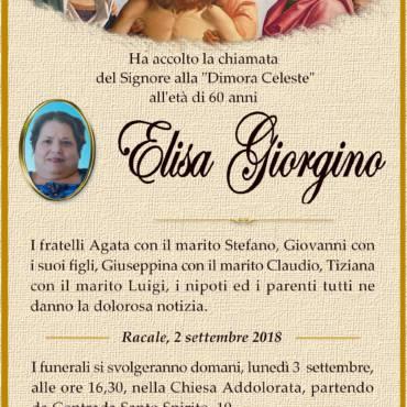 Elisa Giorgino – Racale