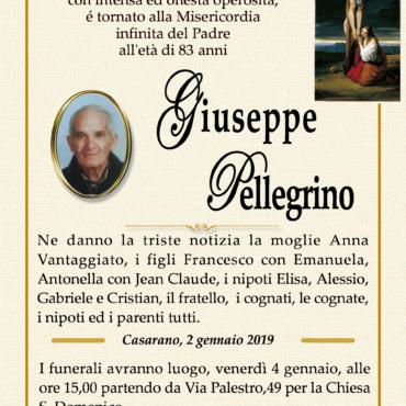 Giuseppe Pellegrino – Casarano