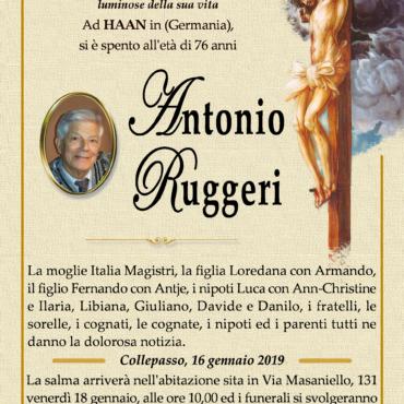 Antonio Ruggeri – Collepasso
