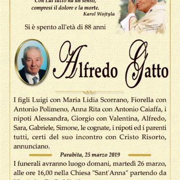 Alfredo Gatto – Parabita