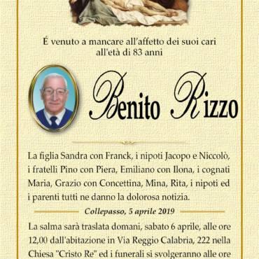 Benito Rizzo – Collepasso