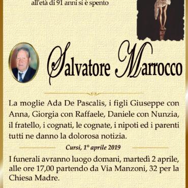 Salvatore Marrocco – Cursi