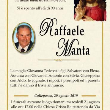 Raffaele Manta – Collepasso