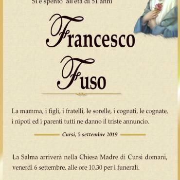 Francesco Fuso – Cursi