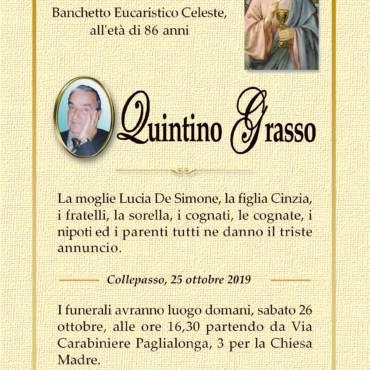 Quintino Grasso – Collepasso