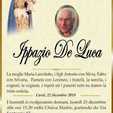 Ippazio – De – Luca – Cursi