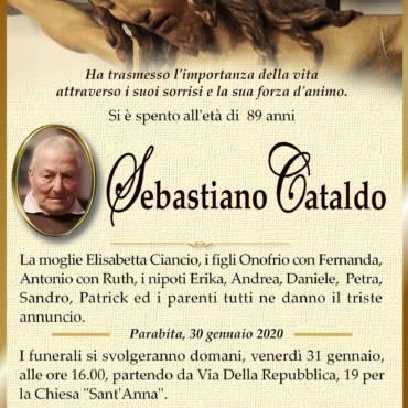 Sebastiano Cataldo – Parabita