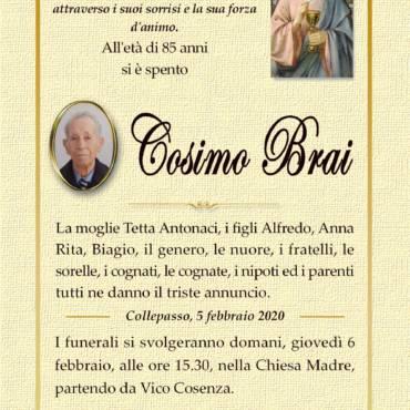 Cosimo Brai – Collepasso