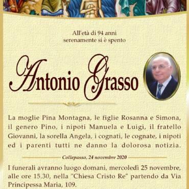 Antonio Grasso – Collepasso