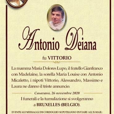 Antonio Deiana – Casarano