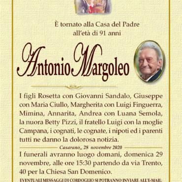 Antonio Margoleo – Casarano