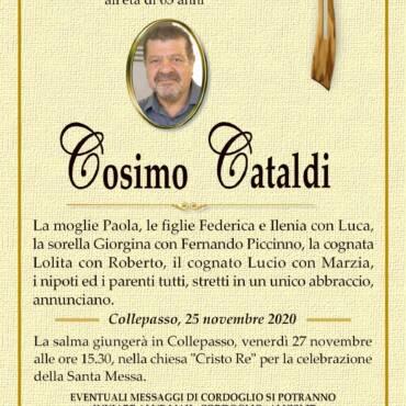 Cosimo Cataldi – Collepasso