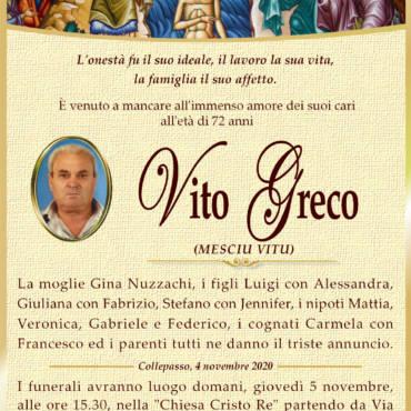 Vito Greco – Collepasso