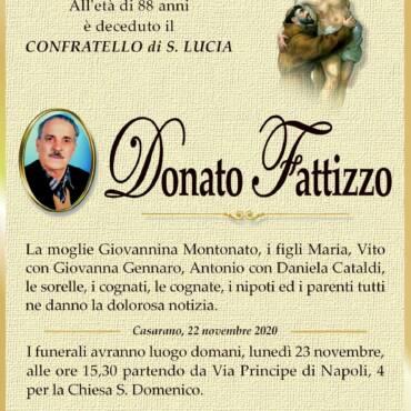 Donato Fattizzo – Casarano