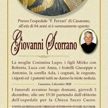 Giovanni Scorrano – Casarano