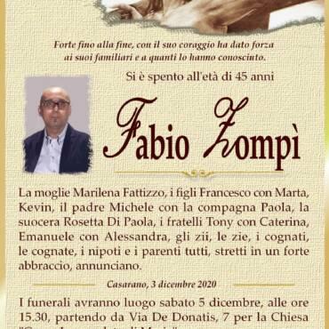 Fabio Zompì – Casarano