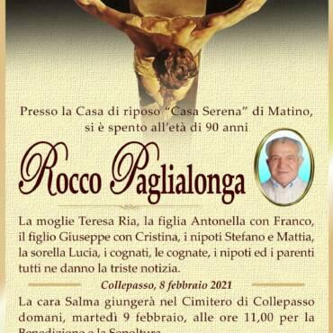 Rocco Paglialonga – Collepasso