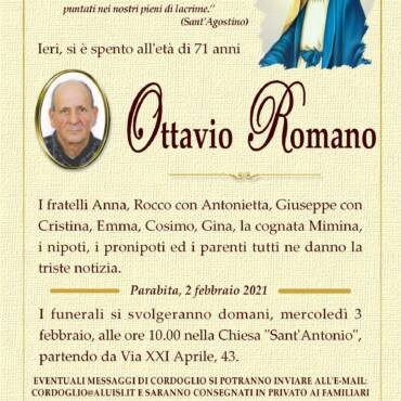 Ottavio Romano – Parabita