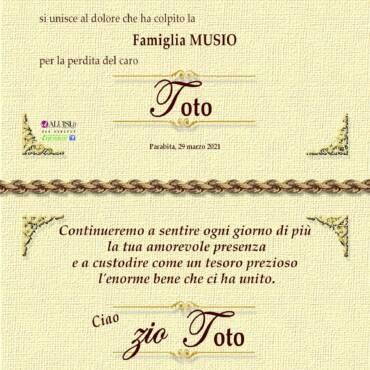 Salvatore Musio – Parabita