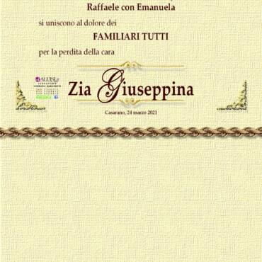 Giuseppina Barlabà – vedova Cocola – Casarano