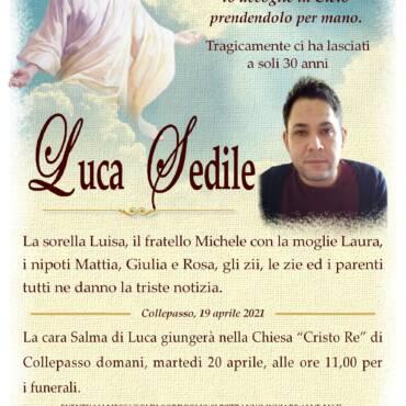 Luca Sedile – Collepasso