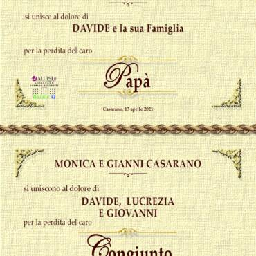 Cesare Monastero – Casarano