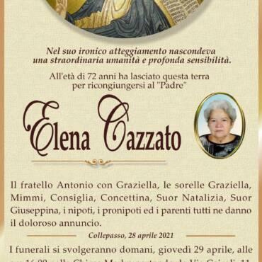 Elena Cazzato – Collepasso