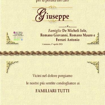 Lucio Giuseppe Romano – Casarano