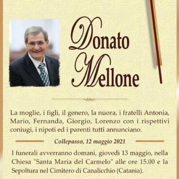 Donato Mellone – Canalicchio – Collepasso