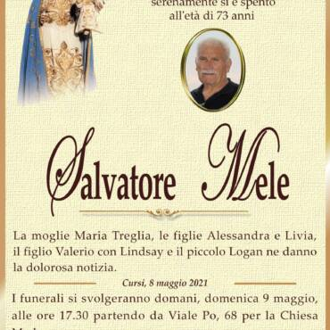 Salvatore Mele – Cursi