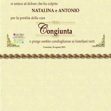 Antonia Maraglino – Casarano