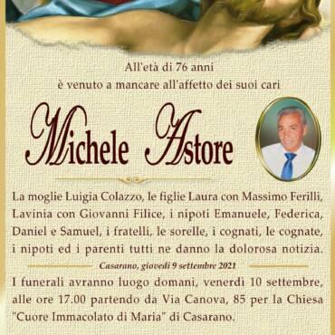 Michele Astore – Casarano
