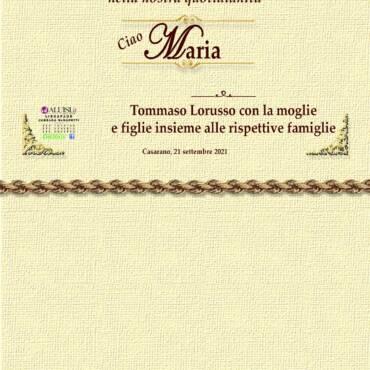 Maria Cleopazzo – Casarano