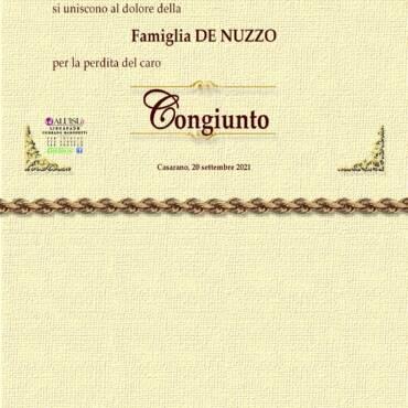 Luigi Salvatore De Nuzzo – Casarano