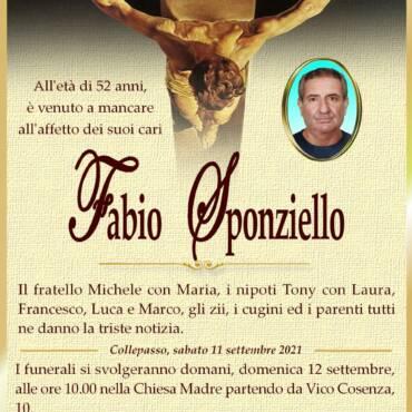 Fabio Sponziello – Collepasso